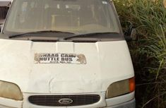 Sell well kept 1999 Ford Transit manual