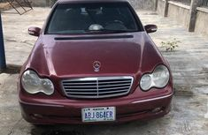 Used 2004 Mercedes-Benz C320 car automatic at attractive price in Ilorin