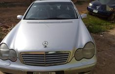 Need to sell high quality white 2003 Mercedes-Benz C230 sedan automatic in Ilorin