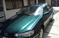 Peugeot 406 2002 Green for sale