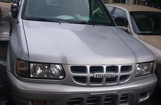 Used grey/silver 2002 Isuzu Rodeo suv at mileage 145,235 for sale