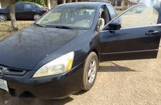 Honda Accord 2005 Automatic Blue for sale