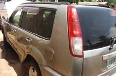 Nissan X-Trail 2002 Automatic Gray for sale