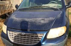 Chrysler Voyager 2002 Automatic Blue for sale