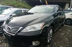 Sell used 2011 Lexus ES automatic at price ₦4,500,000