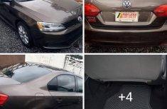 Brown 2012 Volkswagen Jetta for sale at price ₦4,200,000 in Abuja