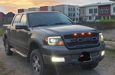 Ford F-150 2004 Heritage SuperCab 4x4 Gray for sale