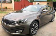 New Kia Optima 2016 Grey for sale