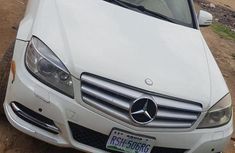 Selling 2010 Mercedes-Benz C300 automatic in good condition at price ₦3,500,000