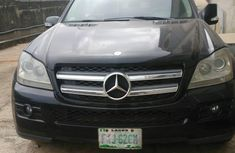 Black 2008 Mercedes-Benz GL450 suv automatic for sale at price ₦6,500,000