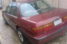 Honda Accord 2001 5P Brown for sale