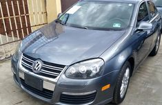 Used grey 2007 Volkswagen Jetta automatic for sale at price ₦2,000,000