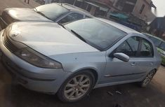 Renault Laguna 2003 II Silver for sale