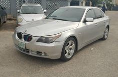 BMW 525i 2007 Silver for sale