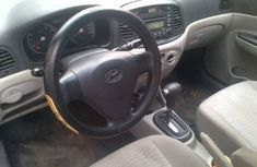 Clean Factory Mode 2008 Hyundai Accent.
