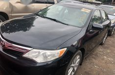 Toyota Camry 2012 Black for sale