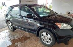Black 2008 Honda CR-V for sale at price ₦1,850,000 in Abuja