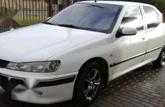 Sell well kept 2003 Peugeot 406 sedan manual at mileage 12,345