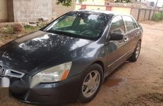 Honda Accord 2003 2.4 Automatic Gray for sale