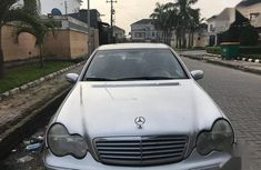 Sell silver 2002 Mercedes-Benz C240 automatic at mileage 224,998