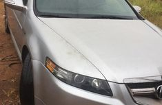 Sell well kept 2008 Acura TL at price ₦1,400,000