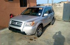 Honda Pilot 2006 EX-L 4x4 (3.5L 6cyl 5A) Silver for sale