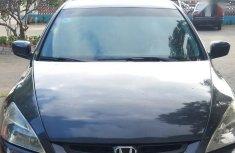 Honda Accord 2005 Sedan EX Automatic Gray for sale