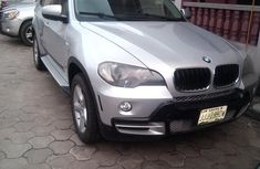 BMW X5 2009 Silver for sale