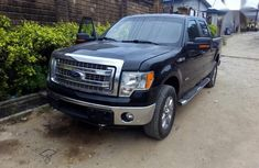 Ford F-150 2014 Black for sale