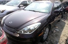 Lexus ES300 2003 Purple for sale