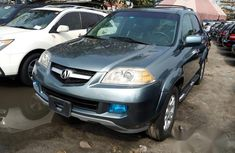 Acura MDX 2005 Green for sale