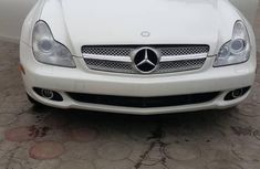 Mercedes-benz CLS 2006 White for sale