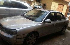 Hyundai Elantra 2002 Gray for sale