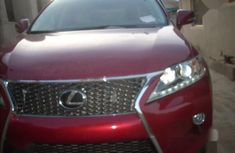 Lexus RX 2015 350 F Sport AWD Red for sale