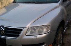 Volkswagen Touareg 2004 4.2 V8 Silver for sale