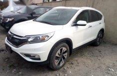 Honda CR-V 2015 White for sale