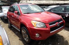Toyota RAV4 3.5 Limited 2012 Red for sale