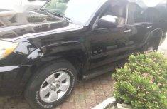 Toyota 4-Runner SR5 V6 2007 Black for sale