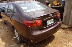 Brown 2008 Hyundai Santa Fe automatic for sale in Lagos