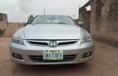Selling 2007 Honda Accord automatic in good condition at price ₦1,400,000