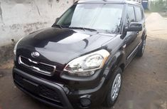 KIA Soul 2013 Black for sale