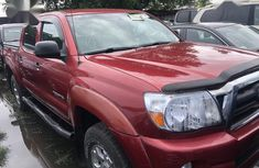 Toyota Tacoma 2007 Red for sale