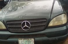 Mercedes-Benz C320 2000 Green for sale