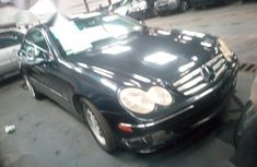 Sell clean used 2007 Mercedes-Benz CLK at mileage 20,508 in Lagos