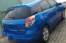 Authenticused 2002 Toyota Matrix for sale at price ₦610,000