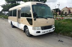 Toyota Coaster 2008 Gold for sale