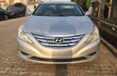 Hyundai Sonata 2012 Silver for sale