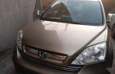 Honda CR-V 2010 Gold for sale