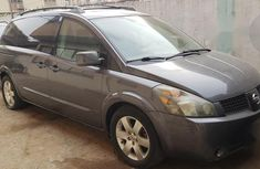 Nissan Quest 3.5 SE 2005 Gray for sale