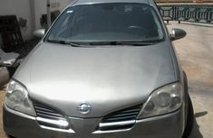 Selling 2004 Nissan Primera manual in Ibadan